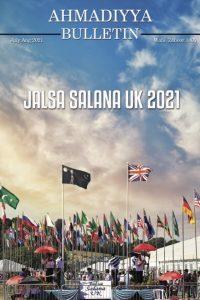 Ahmadiyya Bulletin July - Aug 2021 Eng - Urdu With Cutmarks Rev9 cover